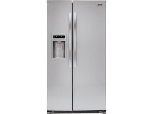 New Side By Side Refrigerator Ebay