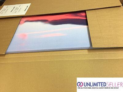 100x A1 Canvas Postal Box Prints Seal Send Mail Box Packaging Posting Frames