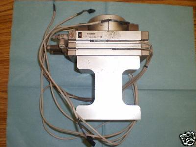 Smc Pneumatics Model Msqa20a Rotary Actuator W Sensors