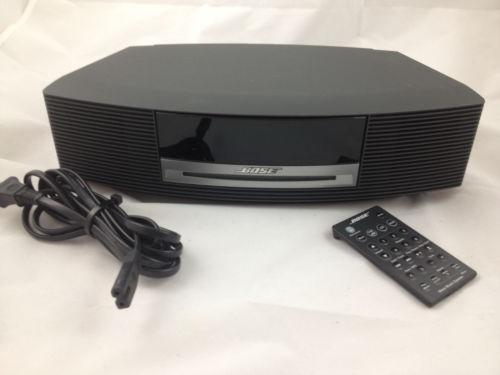 bose wave radio with cd player ebay. Black Bedroom Furniture Sets. Home Design Ideas