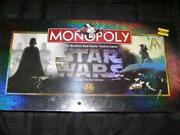 Star Wars Monopoly New