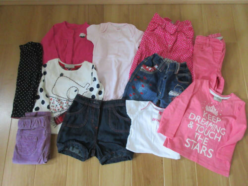 Baby Girl Clothes 0 24 Months Big Bundle In Bournemouth Dorset