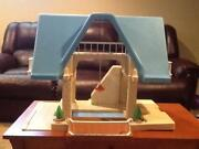 Little Tikes Blue Roof Dollhouse