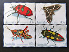 Insects Australian Decimal Stamps