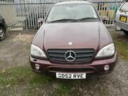 Mercedes ml 270 Auto