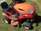 Kubota Ride-on Mowers Lawnmowers