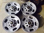 8 Lug Steel Wheels