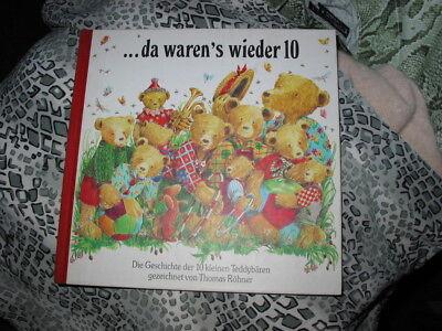 Die Geschichte der 10 kleinen Teddybären (Die Geschichte Der Teddy Bären)