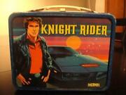 Knight Rider Lunch Box