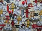 By the Yard Dog Craft Fabrics