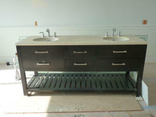 used bathroom cabinets ebay