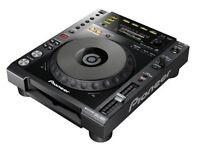 Pioneer CDJ-850K CD/MP3/USB deck new but open box