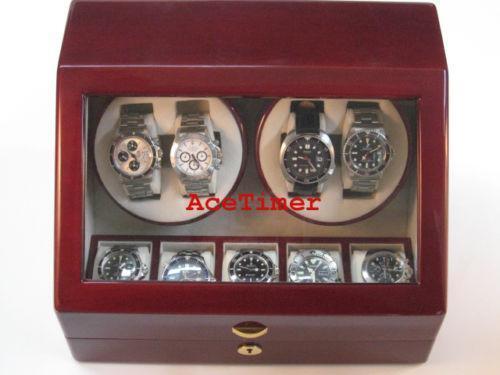 Rolex watch winder ebay for Omega watch winder