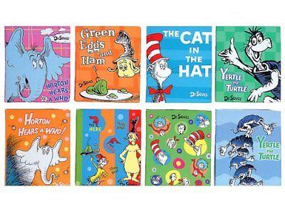 NEW Dr Seuss Little Notebook Memo Assortment 24 Pieces 66871 FREE SHIPPING (Dr Memo)