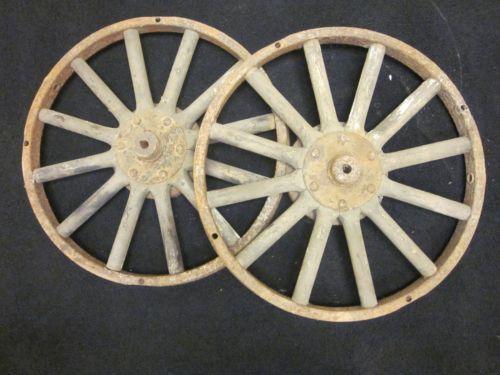 Wooden Spoke Wheels | eBay