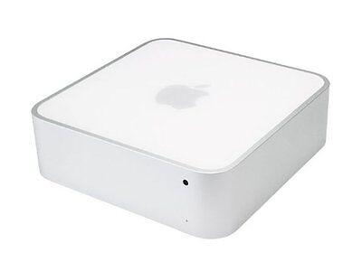 APPLE MAC MINI MC408D A SERVER CORE2DUO 2 53GHZ 4GB RAM 256GB SSD 500GB HDD