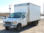 Used Box Van