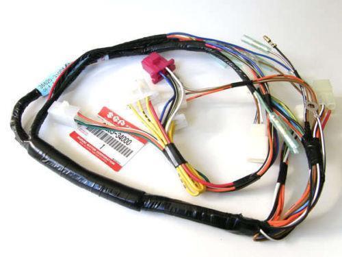 main wiring harness  parts  u0026 accessories