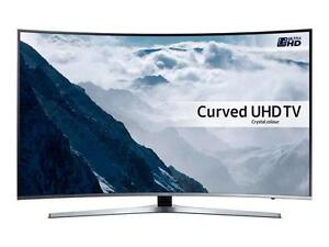 TV-LED-Samsung-Smart-UE55KU6670-Ultra-HD-4K-Curvo-55-034-Televisore