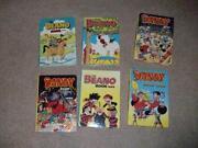 Beano Dandy Annuals