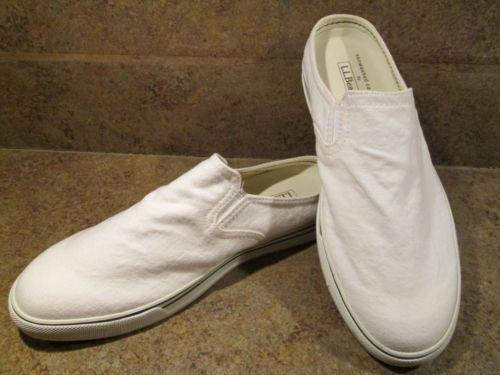 ll bean canvas shoes ebay