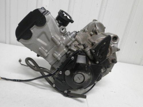 Kawasaki Kxf Problems