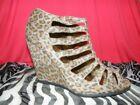 Leopard Med (1 in. to 2 3/4 in.) Heels for Women