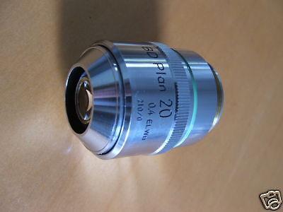 Nikon Bd Plan 200.4 2100 20x Elwd Objective Nice