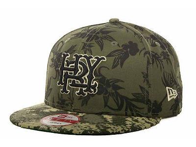 HURLEY New Era MAJOR LEAGUE Snapback Hat Grey Camo OSFA ($30) 9FIFTY CAP Skate