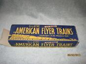 American Flyer Work Caboose