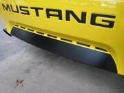 Mustang Blackout Panel
