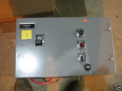 Cutler Hammer F10 Unitrol Size 2 MCC Bucket