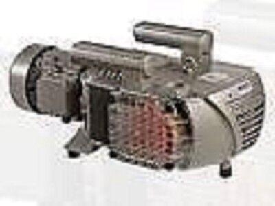 Becker Model Vtlf2.250 24hg Oil-less Rotary Vane Vacuum Pump 3 Phase Motor 10hp