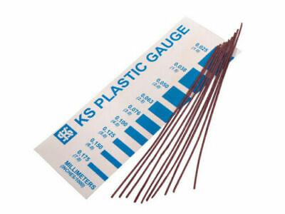 new Plastic Gauge Rod Main Bearing Clearance strips Plastigage 50009880KS