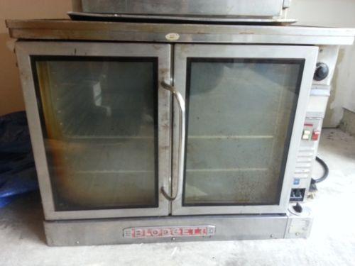 used commercial convection oven ebay. Black Bedroom Furniture Sets. Home Design Ideas