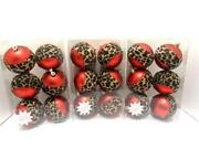 Leopard Christmas Ornaments