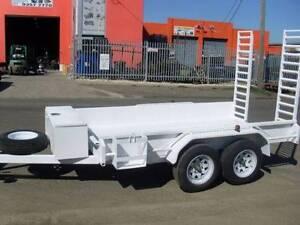Trailer 8x5   Excavator GVM 2000kg Coburg Moreland Area Preview