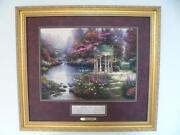 Thomas Kinkade Garden of Prayer