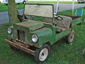 1950 Crosley Farm O Road