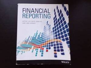 Financial Reporting Textbook Carina Heights Brisbane South East Preview