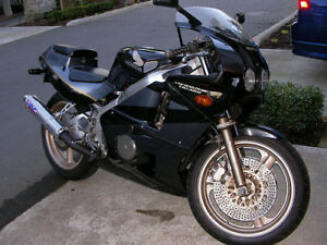 CBR400RR NC23 1987 major UPGRADES
