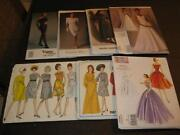 Vogue Pattern Lot