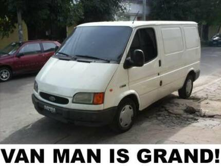 VAN MAN IS GRAND!