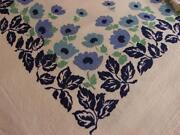 Vintage Linen Tablecloth