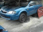 Mazda 323 Wrecking