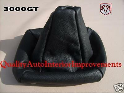 FOR 91 to 99 Mitsubishi 3000GT VR4 SL  INTERIOR GEAR SHIFT BOOT COVER ONLY   Gear Shift Boots
