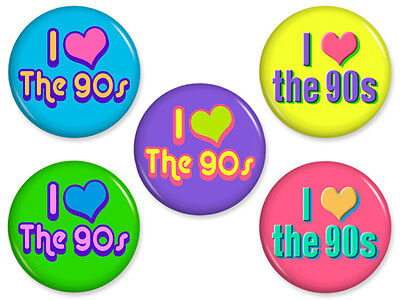 I love the 90s: 5
