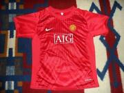 Manchester United Youth Jersey