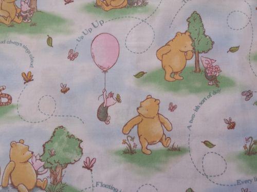 Winnie The Pooh Baby Quilt Ebay