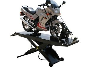 ATLAS MOTORCYCLE LIFT 1000lb - CLENTEC